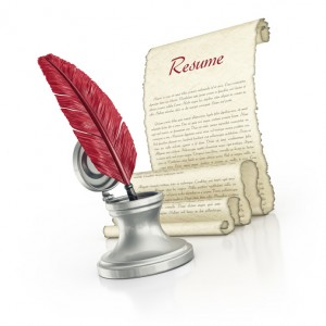 Resume iStock 000015851364Small 300x300 Is the Résumé Really Dead?