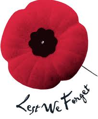 Remembrance Poppy 11 Things You Can Do Between 11 AM & 11 PM on November 11, 2011
