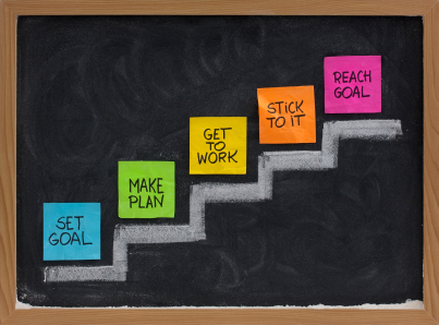 SetGoals iStock 000010628053XSmall Ditch Your Resolutions and Set SMART Goals in 2012