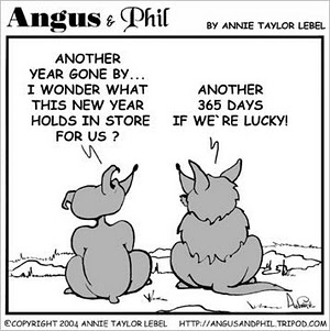 Happy New Year...What Are Your Plans for the Next 364 Days?