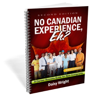 20120116 002 ebook cover 300 Job Hunting Guide for Canadian Newcomers Goes Digital