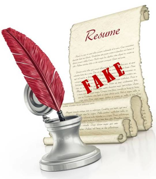 Is Your Resume A Reflection Of Who You Are Or Is It A Fake