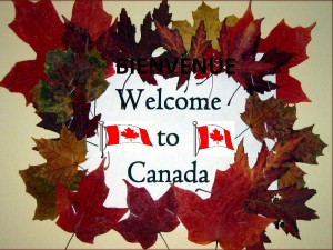 Welcome to CANADA 300x225 28 Resume Tips for New Immigrants to Canada from Canadian Recruiters
