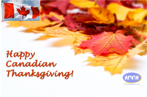 Happy Canadian Thanksgiving DaisyWright 300x199 A Thank Note...Happy Canadian Thanksgiving!